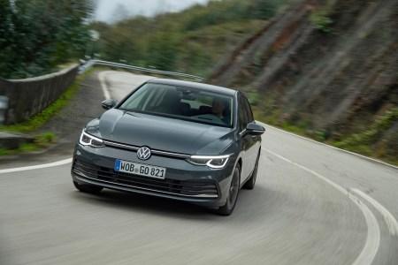 Bosch использует датчики Volkswagen Golf 8, чтобы создавать многослойные дорожные профили для автономных автомобилей