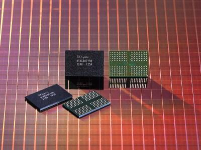 SK hynix начинает массовое производство чипов DRAM по нормам техпроцесса 1a с использованием EUV-литографии