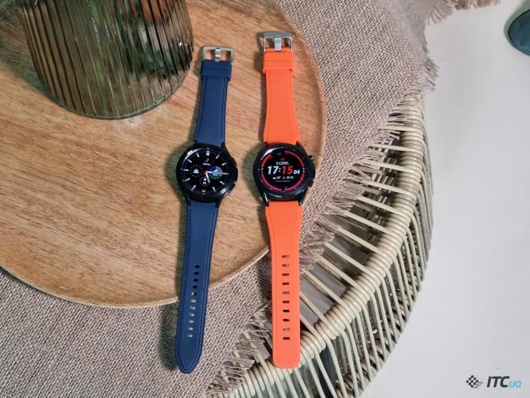 Samsung представила умные часы Galaxy Watch4 и Galaxy Watch4 Classic c One UI Watch и платежами Google Pay — цены стартуют от 6 999 гривен