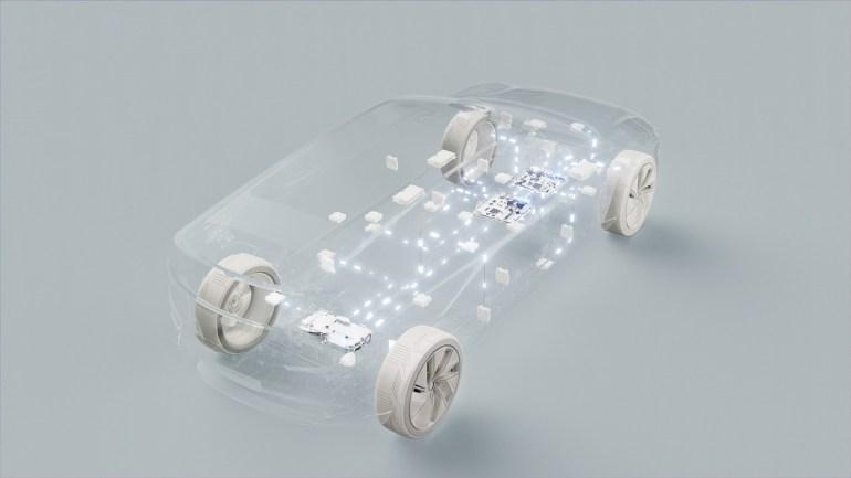 """""""Електромобільна"""" стратегія Volvo: власна операційна система VolvoCars.ОS, співпраця із Google, запас ходу 1000 км тощо"""