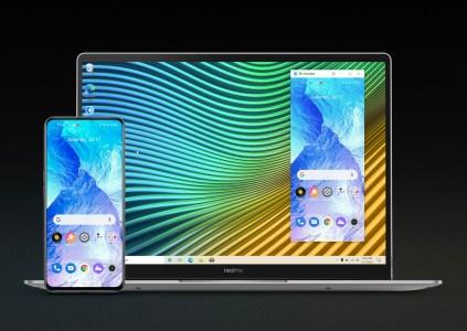 Представлены смартфоны серии realme GT Master Edition по цене от $399 и ноутбук realme Book стоимостью от $749