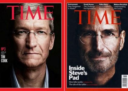Apple: 10 лет под руководством Тима Кука