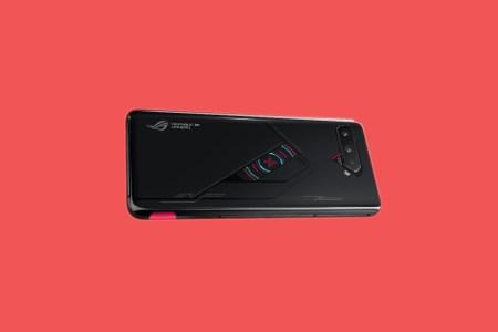 ASUS представила игровой смартфон ROG Phone 5s с Snapdragon 888+ и частотой опроса сенсора экрана 360 Гц