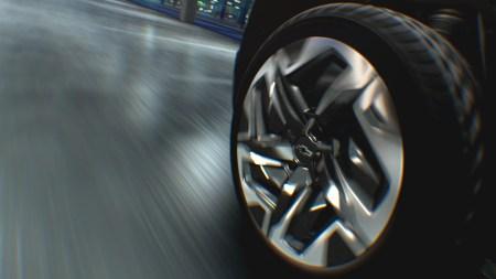 Электропикап Chevrolet Silverado получит управление всеми четырьмя 24-дюймовыми колесами [видео]