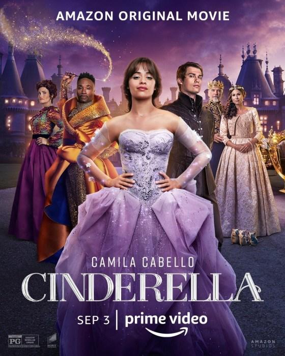 """Вышел первый трейлер фильма Cinderella / """"Золушка"""" с певицей Камилой Кабельо в главной роли (премьера - 3 сентября 2021 года)"""