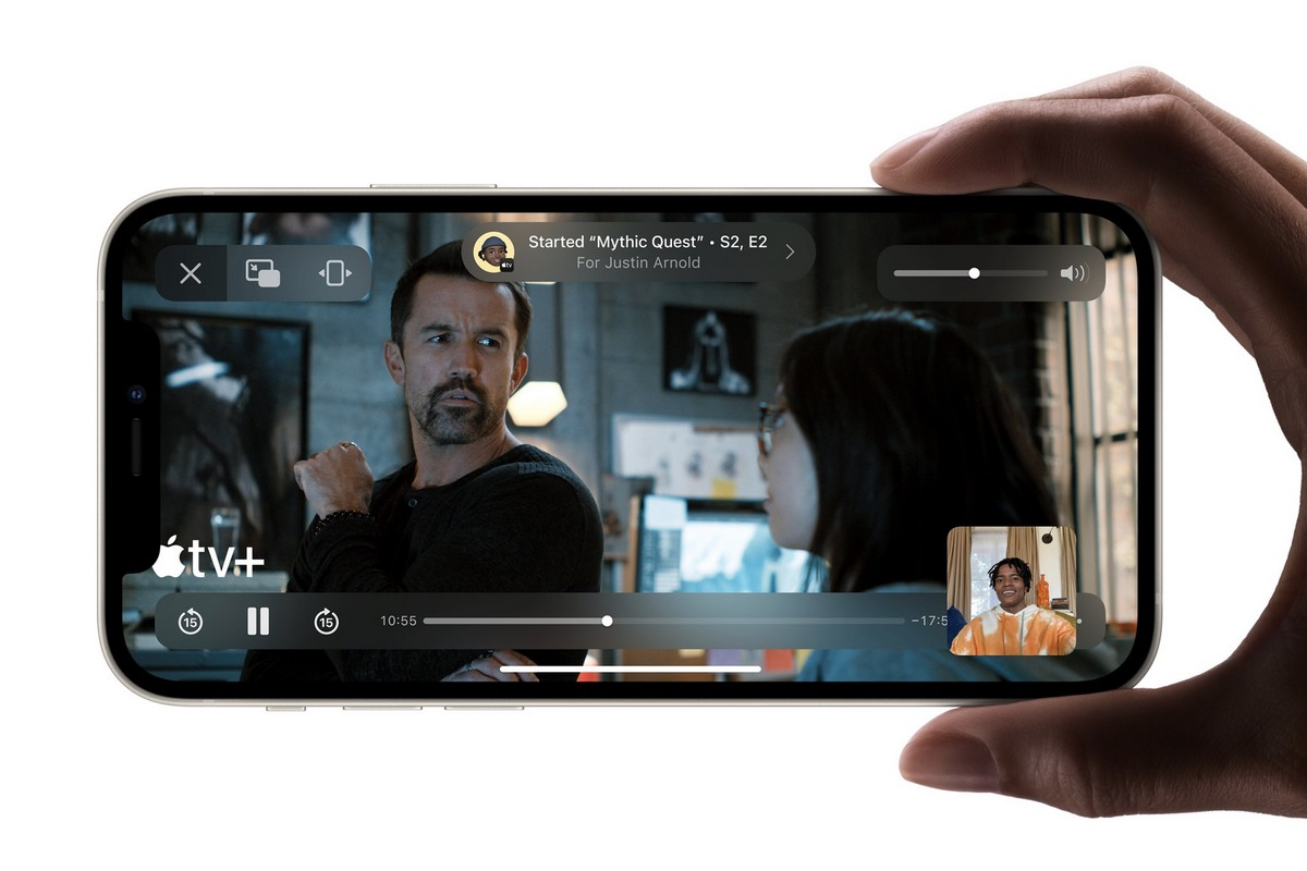 Apple отложила запуск функции SharePlay — она войдет в следующее осеннее обновление iOS 15 - ITC.ua