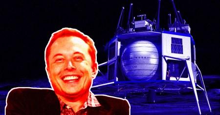 Илон Маск: «Если бы лоббизм и юристы могли вывести на орбиту, Безос уже был бы на Плутоне»