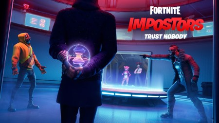 «Не верь никому»: Epic Games представили новый режим Fortnite Impostors, вдохновленный игрой Among Us