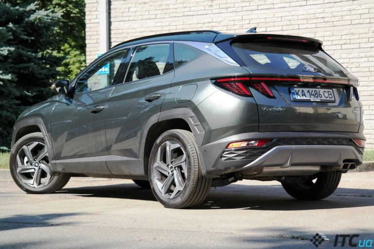 Тест-драйв Hyundai Tucson Hybrid: ТОП-5 вопросов и ответов