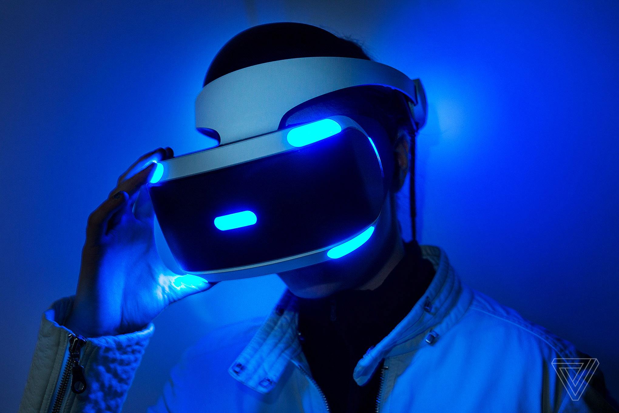 Sony раскрыла подробности о следующем поколении PlayStation VR на закрытой презентации для разработчиков - ITC.ua
