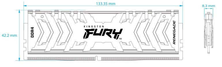 Обзор комплекта оперативной памяти Kingston FURY Renegade RGB DDR4-3600 32 ГБ
