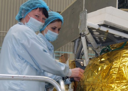 «Роскосмос» в седьмой раз перенес запуск автоматического зонда «Луна-25». Теперь на 2022 г.