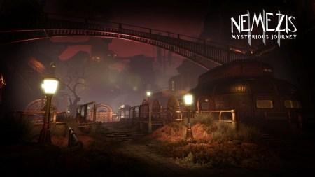 Nemezis: Mysterious Journey III: головоломные загадки далёкой и красочной планеты