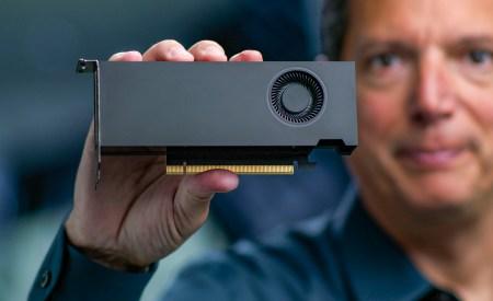 NVIDIA анонсировала графический ускоритель RTX A2000 для компактных рабочих станций