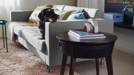 IKEA представила умный очиститель воздуха в виде журнального столика