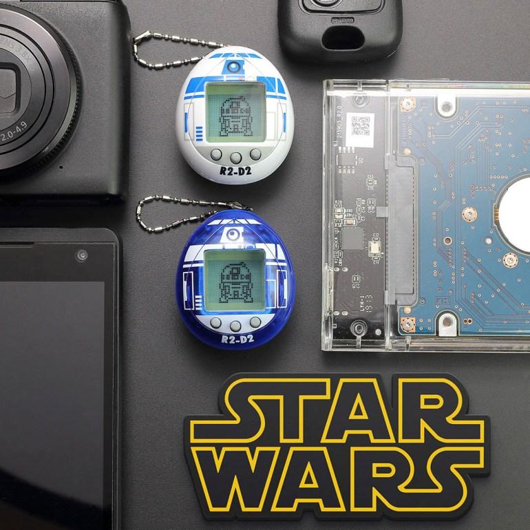 Дроид R2-D2 из Star Wars стал питомцем тамагочи — Disney и Bandai анонсировали R2-D2 Tamagotchi