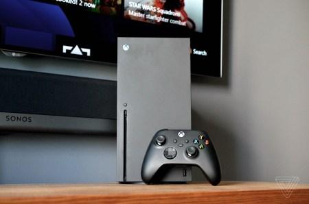 На консолях Xbox Series X началось тестирование улучшенной панели управления с разрешением 4K