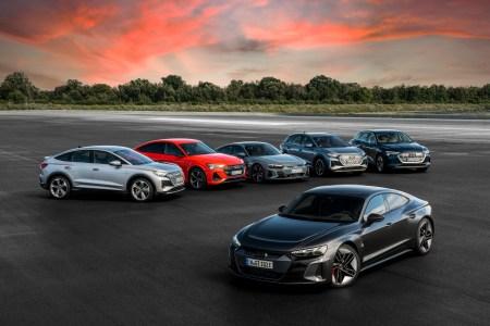 Audi представила стратегию «Vorsprung 2030»: с 2026 года все новые модели — только электромобили, с 2033 года — полный отказ от ДВС