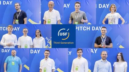 Український фонд стартапів оголосив переможців 28-го Pitch Day — 10 команд отримають на розвиток $250 тис.