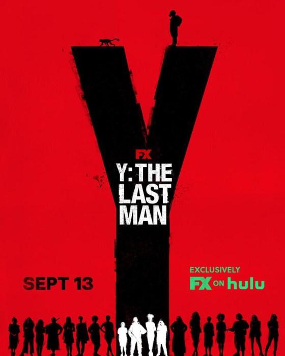 """Вышел первый трейлер постапокалиптического сериала """"Y: The Last Man"""" о последнем мужчине на Земле (премьера - 13 сентября 2021 года)"""