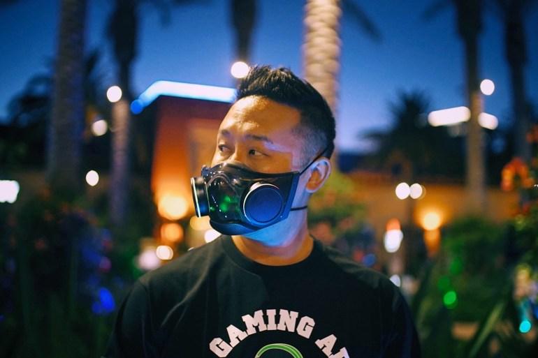 Razer переименовала свою умную защитную маску с RGB-подсветкой в Razer Zephyr и начала принимать заявки на бета-тестирование