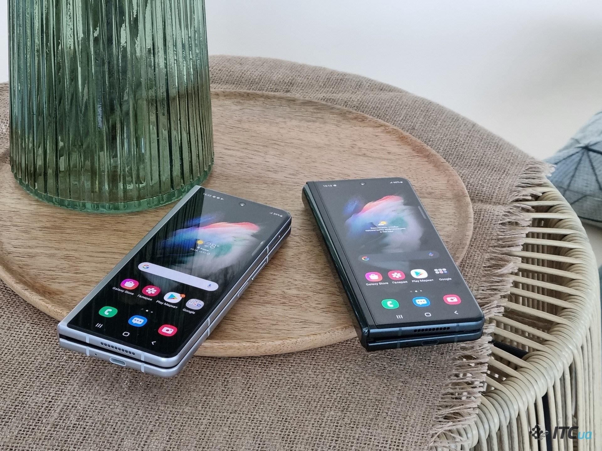 В Україні почалися продажі найновіших пристроїв Galaxy — складаних смартфонів Z Fold3 та Z Flip3, годинників Watch4 та бездротових навушників Buds2 - ITC.ua