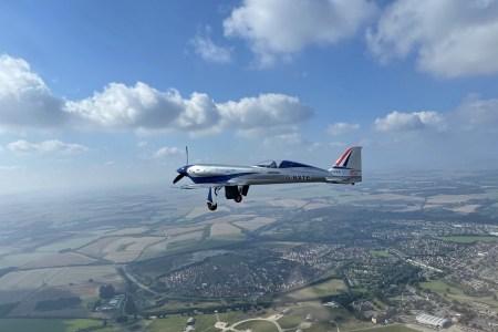 Электросамолет Rolls-Royce совершил первый полет [Видео]
