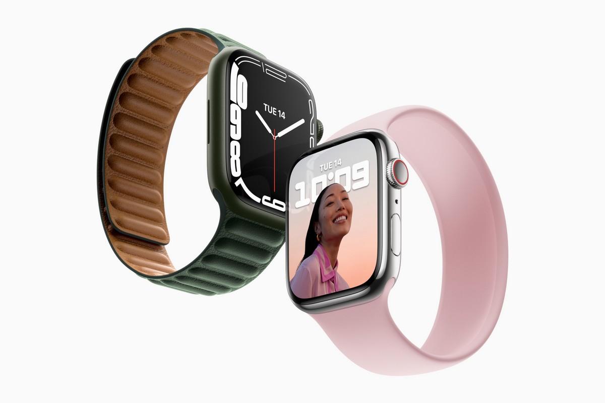 Apple Watch Series 7 — увеличенный экран с узкими рамками и 18-часовая автономность - ITC.ua