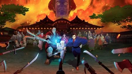 Netflix снял полнометражный мультфильм Bright: Samurai Soul / «Яркость. Душа самурая», который является приквелом фантастического боевика Bright