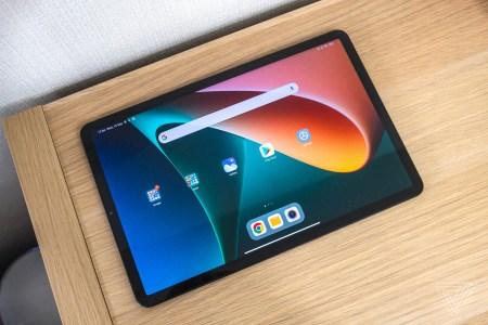 11-дюймовий Android-планшет Xiaomi Pad 5 виходить у Європі — ціни починаються від 349 євро
