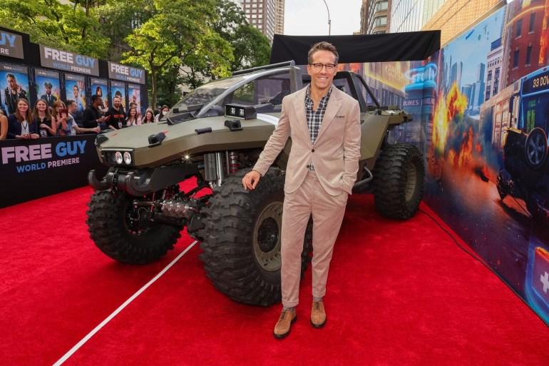 Кен Блок построил внедорожник Warthog из шутера Halo с мощностью свыше 1000 л.с., он успел сняться в фильме Free Guy [фото, видео]