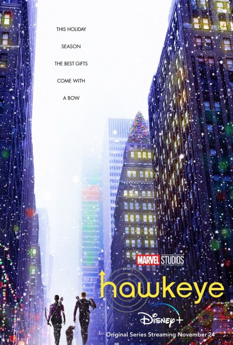 Marvel выпустил первый трейлер супергеройского сериала Hawkeye / «Соколиный глаз», премьера - 24 ноября 2021 года