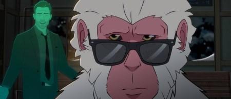 Первый трейлер супергеройского аниме-сериала Marvel's Hit-Monkey об обезьяне-киллере и ее учителе-призраке (премьера — 17 ноября)