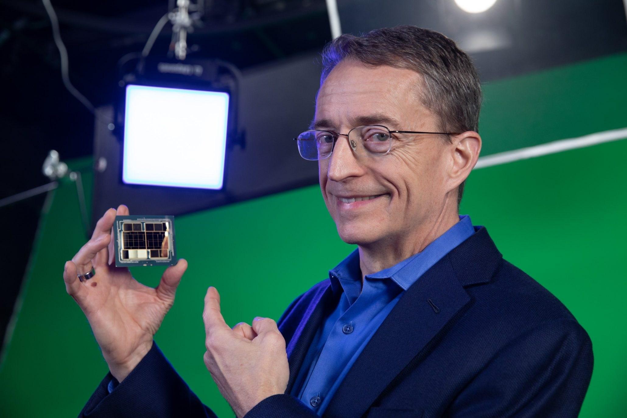 Глава Intel: мы ответим AMD лучшими продуктами и окажем давление на NVIDIA в сфере GPU - ITC.ua