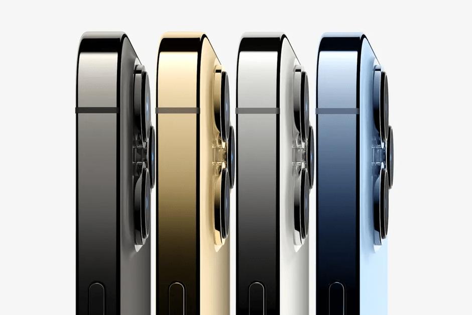 iPhone 13 Pro и 13 Pro Max — экраны 120 Гц, 1 ТБ встроенной памяти и три совершенно новых камеры - ITC.ua