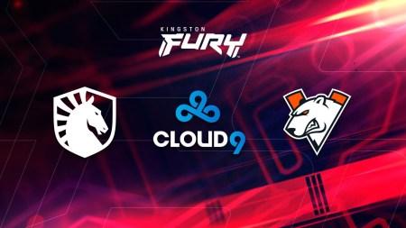 Найсильніші кіберспортивні команди світу оголосили про підписання партнерської угоди з Kingston FURY
