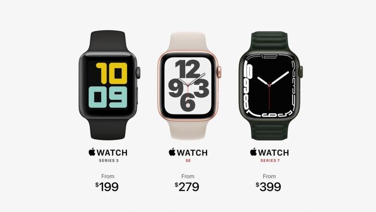 Apple Watch Series 7 — увеличенный экран с узкими рамками и 18-часовая автономность