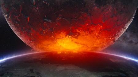 Первый тизер фильма-катастрофы Moonfall / «Падение Луны» от Роланда Эммериха с Холли Берри в главной роли