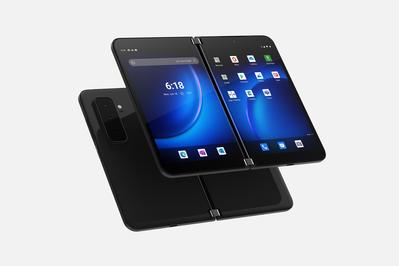 Складной смартфон Microsoft Surface Duo 2 получил Snapdragon 888, 5G, беспроводную зарядку, Android 11 и цену $1500 - ITC.ua