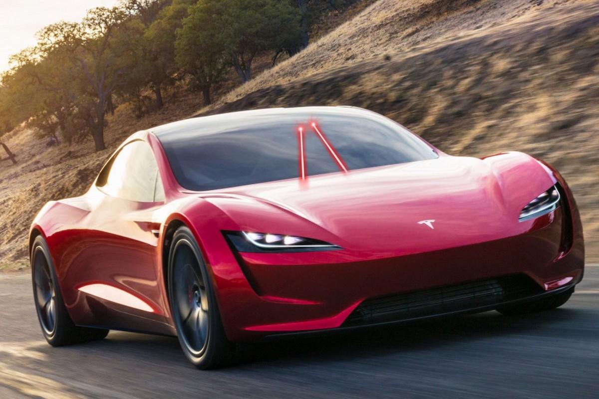 Tesla все же запатентовала идею с использованием лазеров вместо «дворников» - ITC.ua