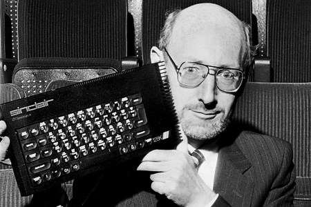 Умер создатель компьютера ZX Spectrum Клайв Синклер