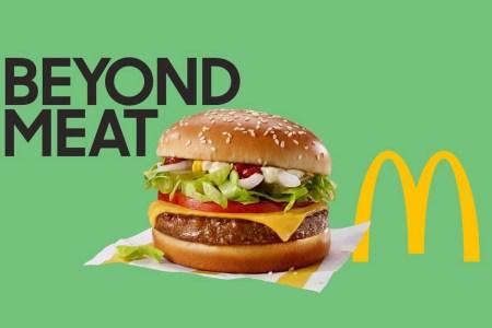 У 2022 році в українських McDonald's з'являться бургери з рослинним м'ясом McPlant