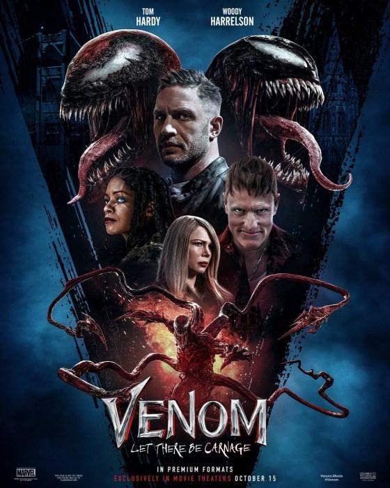 """""""Пока не грянул гром"""": Sony решила перенести кинопремьеру """"Венома 2"""" на более ранний срок - с 15 на 1 октября 2021 года"""