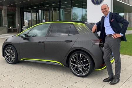 Официально: Концепт «заряженного» электромобиля Volkswagen ID X выйдет в серию в 2022 году под именем VW ID.3 GTX
