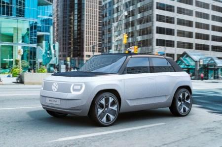 Volkswagen представил концепт электрокроссовера VW ID. LIFE с мощностью 234 л.с., батареей 57 кВтч и запасом хода 400 км (серийная версия выйдет в 2025 году по цене 20 тыс. евро)