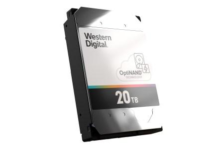 Western Digital представила OptiNAND — новую архитектуру жестких дисков с поддержкой флеш-памяти