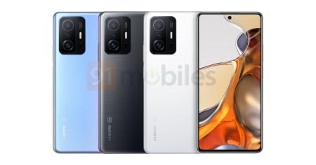 Xiaomi 11T Pro получит поддержку 120-ваттной зарядки HyperCharge — смартфон представят 15 сентября