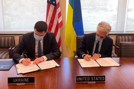 Держспецзв'язку України та Держдеп США підписали угоду про встановлення лінії захищеного зв'язку між нашими країнами