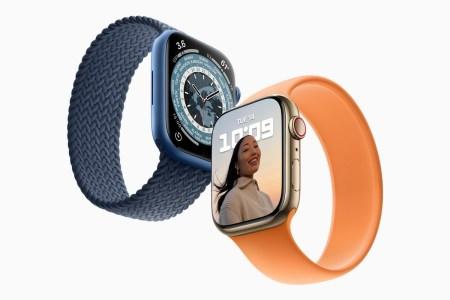 Apple Watch Series 7 надійдуть у вільний продаж 15 жовтня