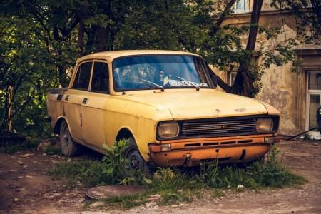 Держекоінспекція пропонує стимулювати утилізацію уживаних автомобілів в Україні за рахунок доплат, штрафів та зборів